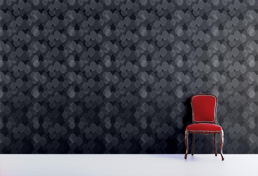 prism wallpaper mural
