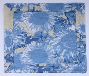 Blue Cream Mat