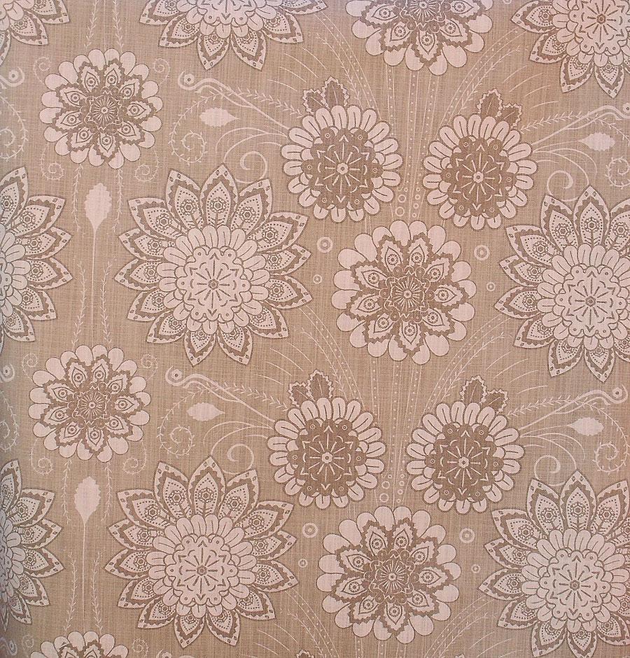Buitengracht pattern on fabric