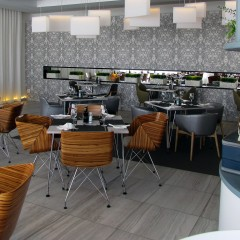 Protea Fire & Ice Hotel Restaurant Wallpaper