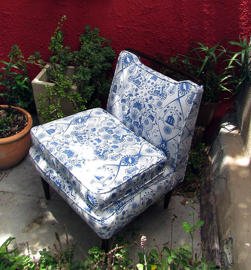 Upholstery fabrics - Quagga patterns