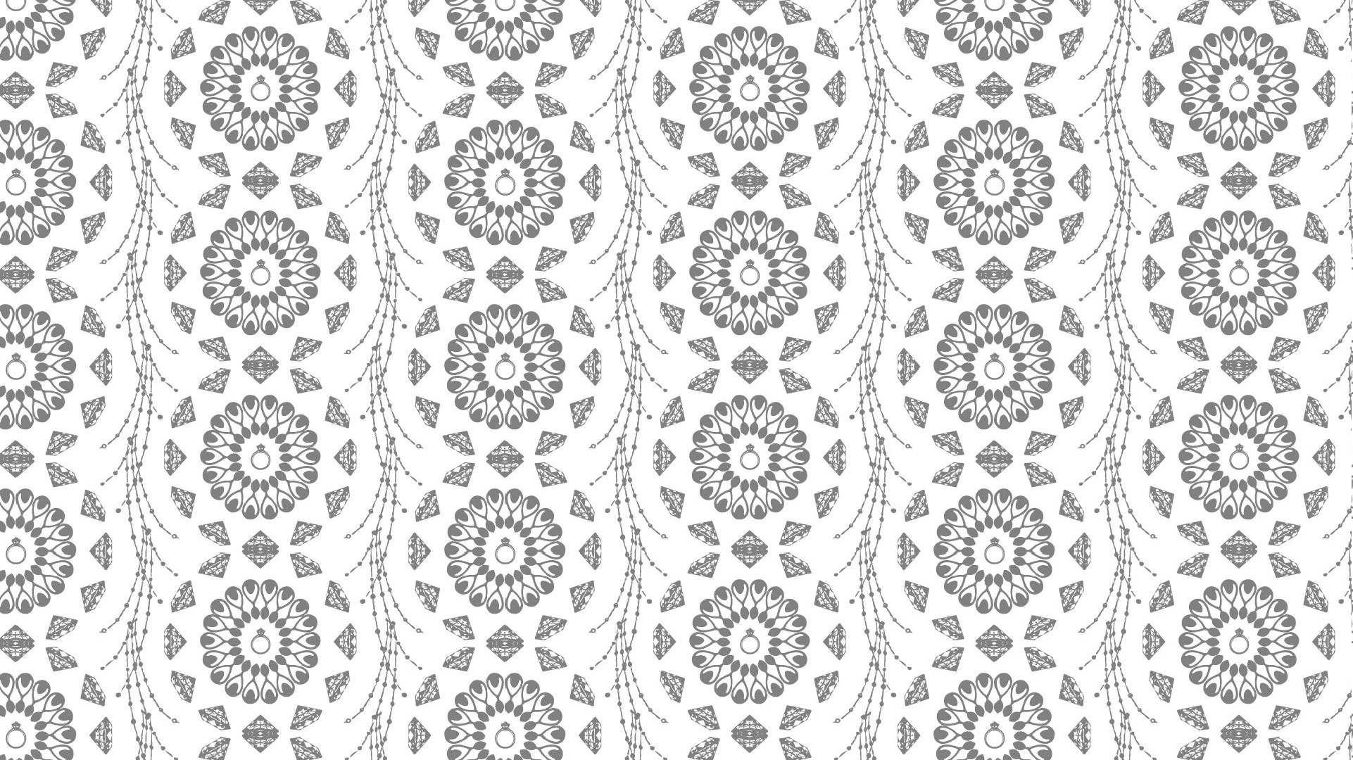 Jewels Pattern Surface Design