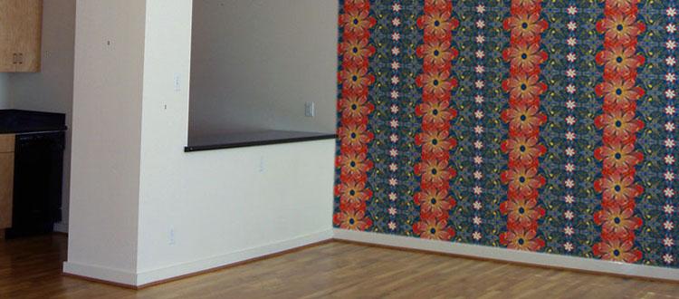 flowers wallpaper pattern