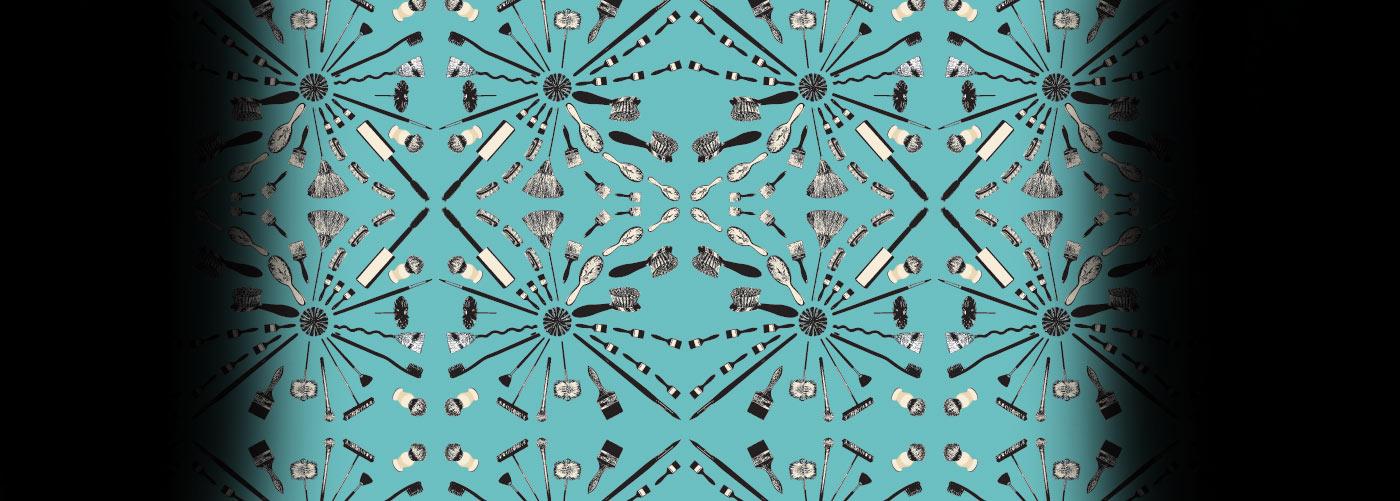 brushes pattern