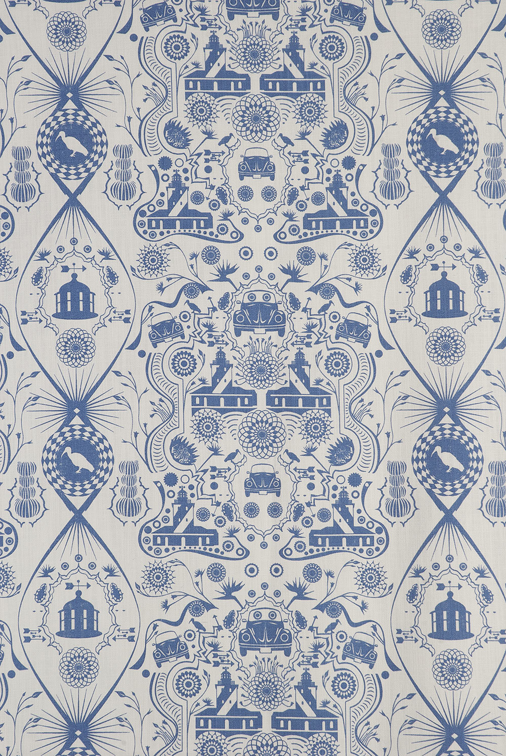 Decorative pattern for fabric
