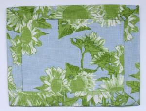 Green Blue Mat