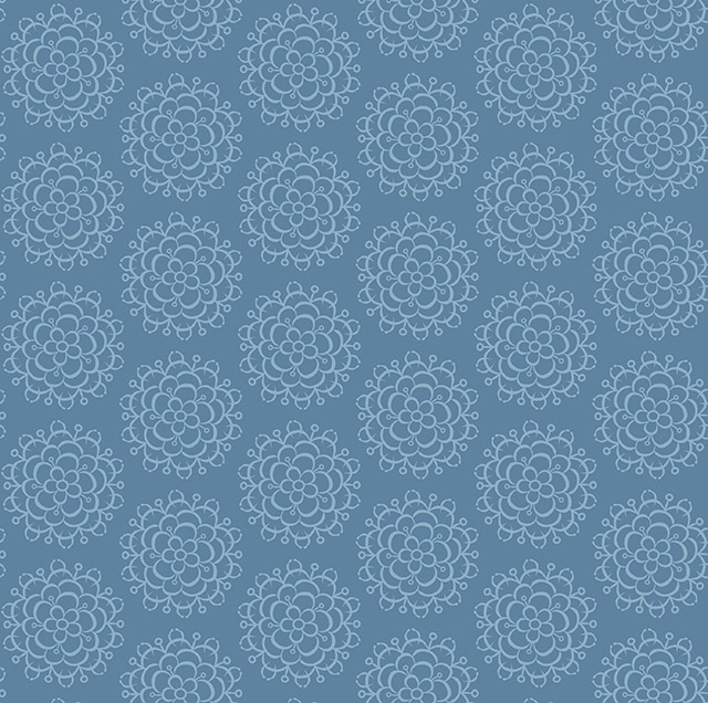 floral decor repeat surface design pattern for wallpaper