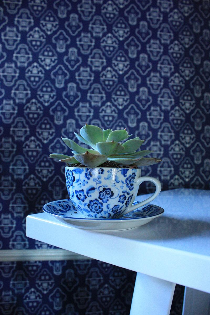 Cape Gables pattern wallpaper