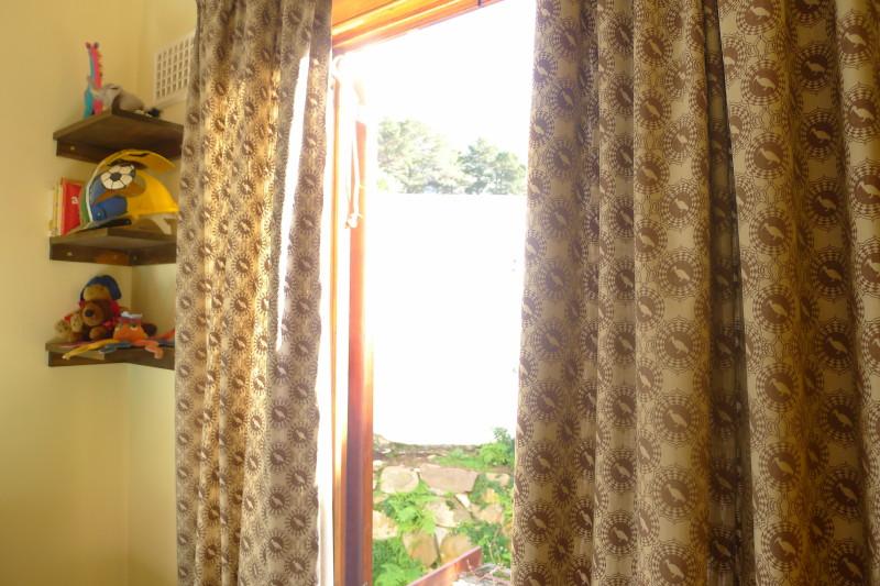 fabric curtains