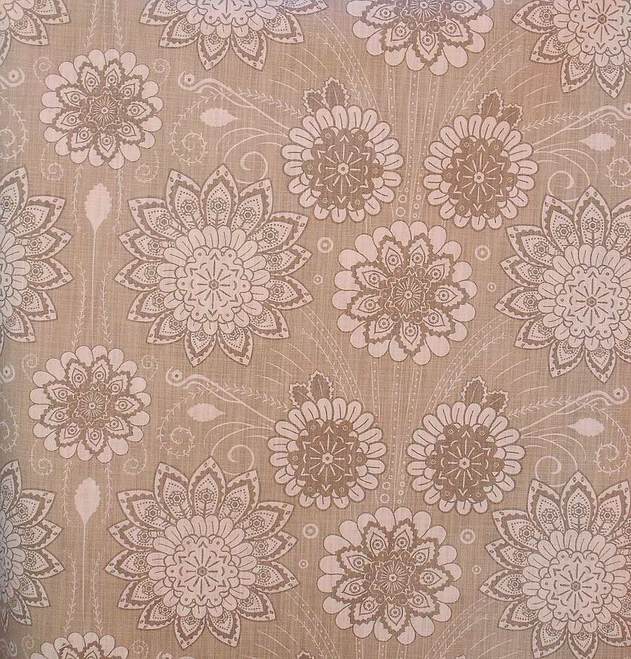 Buitengracht pattern on fabric