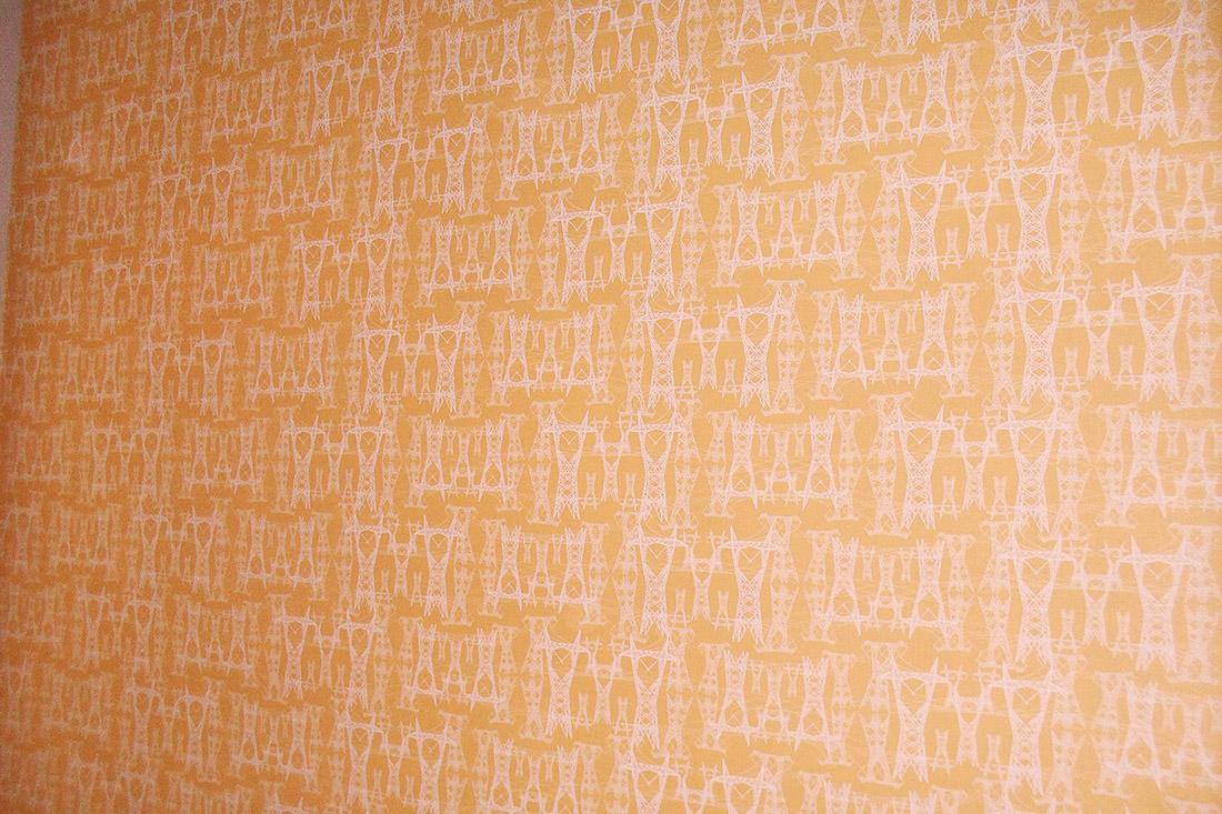 Pylons pattern wallpaper