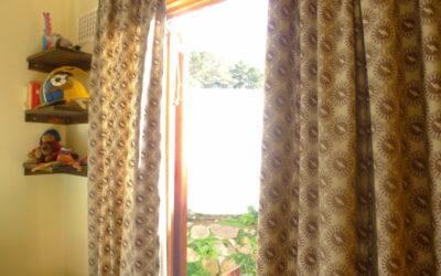 Hadeda curtains